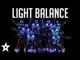 Light Balance WINS Tyra Banks's GOLDEN BUZZER | America's Got Talent 2017
