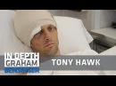 Tony Hawk: My worst, life-threatening wipeout