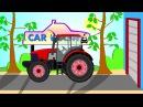 Мультик про трактор