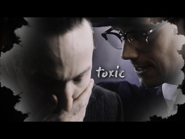 Nygmobblepot (WARNING! DARK AU) / TOXIC / GOTHAM / Edward Oswald / [Requested]