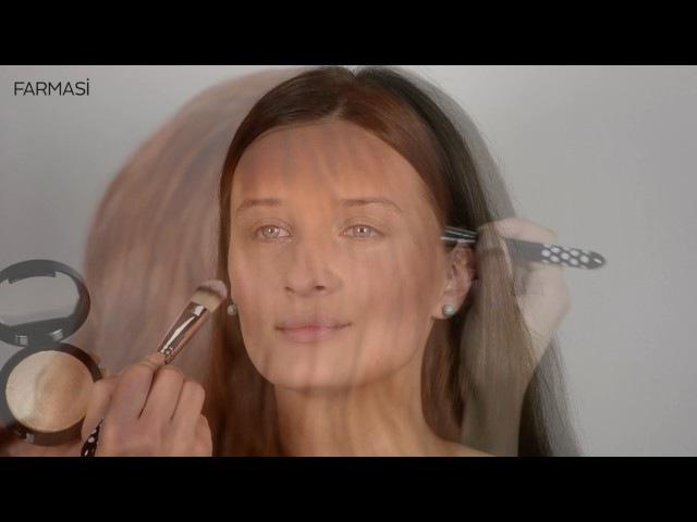 Farmasi Smoke Eye Make up Farmasi Buğulu Göz Makyajı