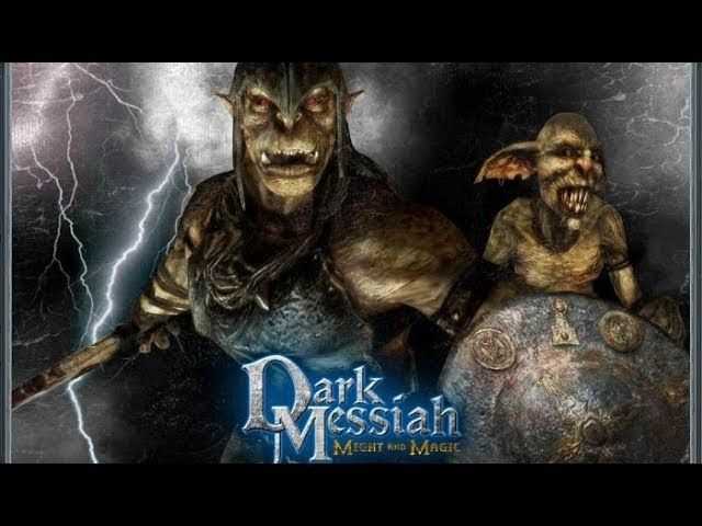 Dark Messiah of Might and Magic. Эпизод 2: Не буди во мне зверя!