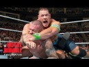 FULL MATCH - Randy Orton vs. John Cena - WWE World Heavyweight Title Match: Royal Rumble 2014