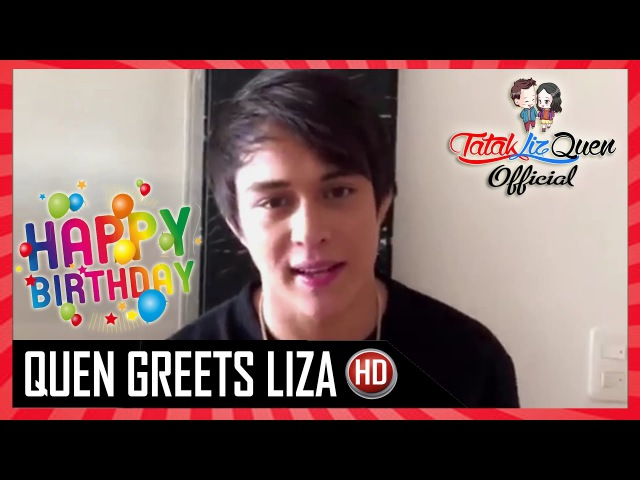 Enrique Gil greets Liza Soberano on her 18th Birthday