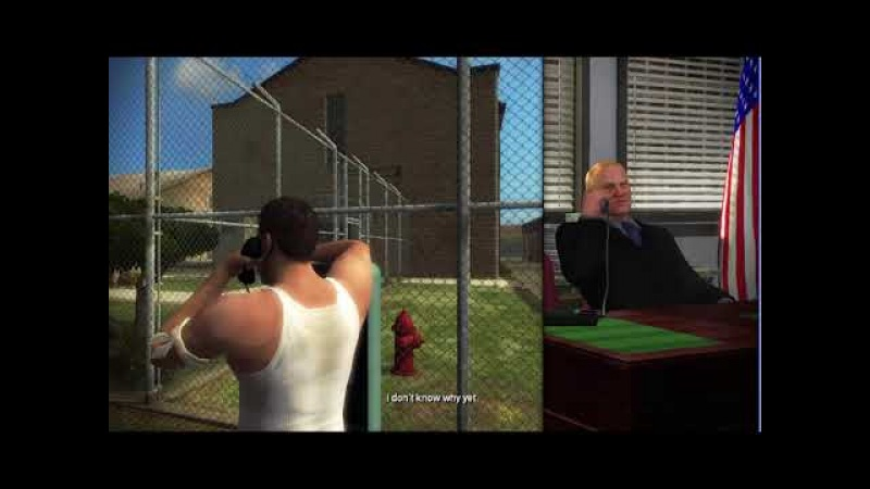 Let's Play Prison Break with Mr B