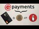 Epayments (Епейментс) - платежная система для ввода/вывода криптовалюты. Полный обзор биржа DSX.uk