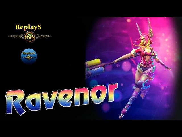 HoN - Ravenor - 🇷🇺 TopskiyPavel Legendary Rank