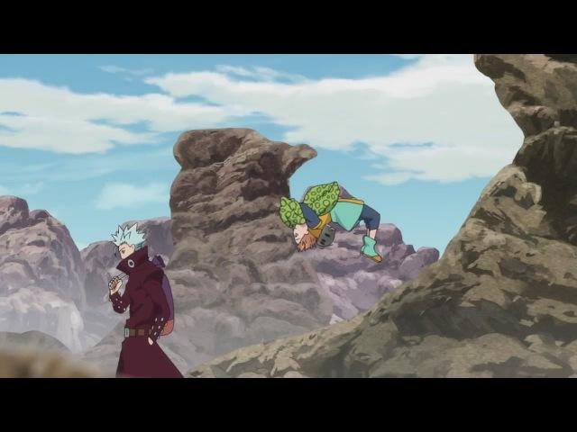 [KBK] Семь смертных грехов 2 / Nanatsu no Taizai 2: Imashime no Fukkatsu (2 серия   русская озвучка)