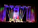 Гала - концерт межрегионального фестиваля спортивной песни
