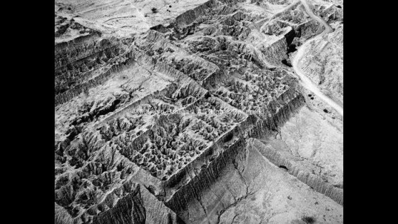 Следы войны с Атлантидой на пирамидах в Перу