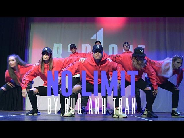 G Eazy ft. Cardi B NO LIMIT Dance Performance by Duc Anh Tran x BASE