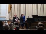 Bach - Gounod.  Ave Maria for Cello &amp Piano