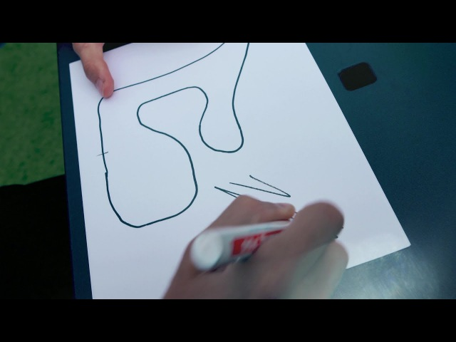 Track Preview Edoardo Mortara presents Spielberg