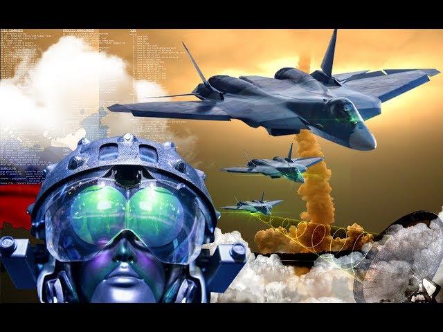 На что способен истребитель пятого поколения СУ-57. Секреты самолета -
