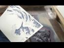 手技TEWAZA「江戸木版画」EDO MOKUHANGA Woodblock Prints
