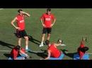 El Atlético ultima su preparación para los amistosos ante Getafe y Leganés / fernando_torres_9