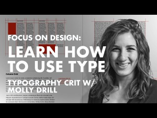 Learn How To Use Type— Typography Manual Critique