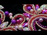 Костюм  для восточных танцев raspberry-black