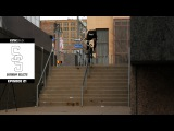 Dan Coller Titan Promo Raw Clips Part 2 - Ep. 21 Kink BMX Saturday Selects  insidebmx