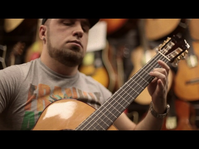 Dmitry LEVIN - Endeavour | Classical Guitar | Official Video