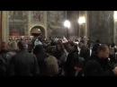 Михайлівський Золотоверхий в ніч розстрілу Небесної сотні 19 02 2014