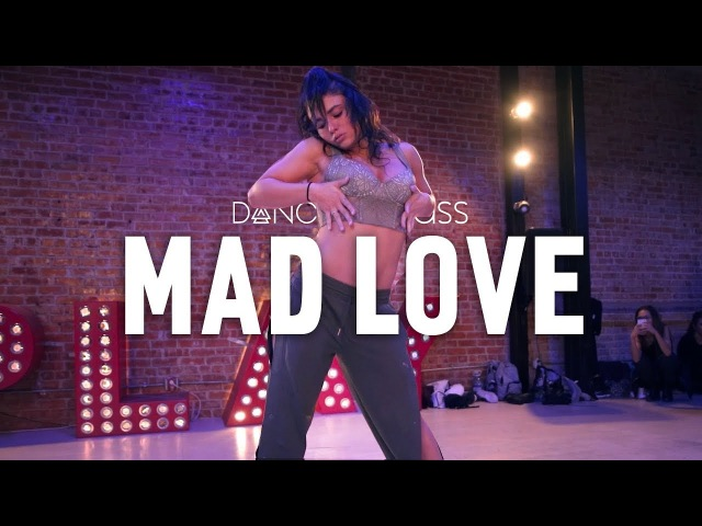 Sean Paul, David Guetta ft. Becky G - Mad Love | Nicole Kirkland Choreography | DanceOn Class