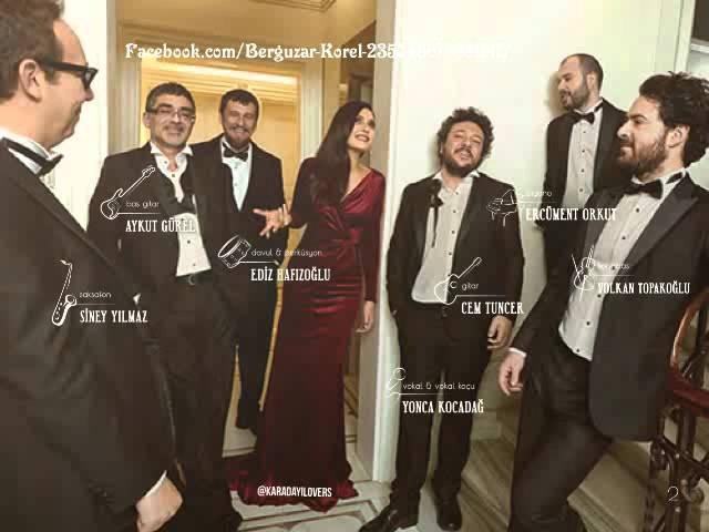 Bergüzar Korel (Full Album) ! Aykut Gürel Presents: Berguzar Korel