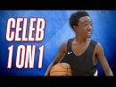 Celebrities Caleb McLaughlin & Miles Brown Train For NBA All-Star Game 2018 #NBANews #NBA #NBAAllStar #NBAAllStar2018