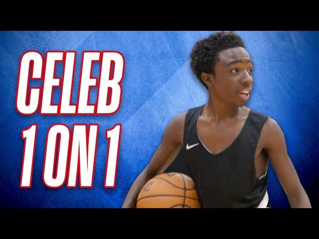 Celebrities Caleb McLaughlin Miles Brown Train For NBA All-Star Game 2018 NBANews NBA NBAAllStar NBAAllStar2018