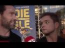 Taron Egerton's Choke Me Daddy Eyes Feat Hugh Jackman