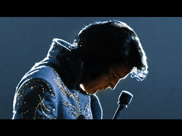 Elvis Presley How Great Thou Art (the re-union)
