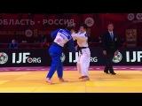GS Ekaterinburg, 52 kg, 12 finals, Natalia Kuziutina(RUS)-Alexandra-larisa Florian(ROU) vk.comdzigoro_kano