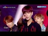 UNIT Bs Team White - FIRE (Original BTS) The Unit2018.01.10