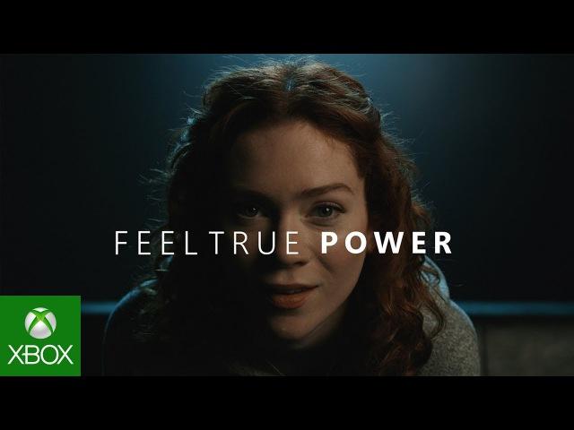 Xbox One X Feel True Power Teaser Dilate