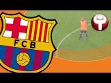 Guardiola vuelve a jugar en el Camp Nou entre una ovaci