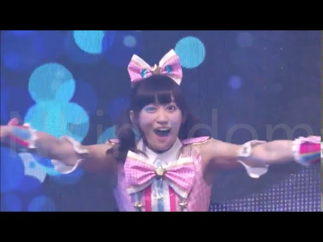 Dressing Flower- Come Join This Song-Hee-Hoo/Bold Summer ~ IdolTime Pripara Summer Live 2017