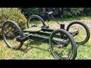 Haciendo carro GoKart casero con llantas de bicicleta