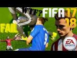 Приколы в FIFA | Баги, Приколы, Фейлы, Трюки, Смешные Моменты #6