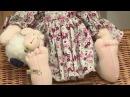 Ateliê na TV - Rede Vida - 05.02.2018 - Cláudia Figueiredo (Boneca Nandinha)
