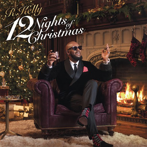 R. Kelly альбом 12 Nights Of Christmas