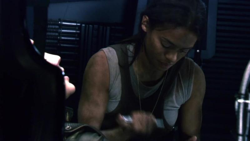 Battlestar Galactica - S03E12 - Rapture