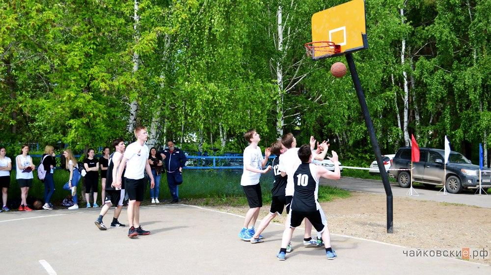 Чайковский - спортивный, 2017 год