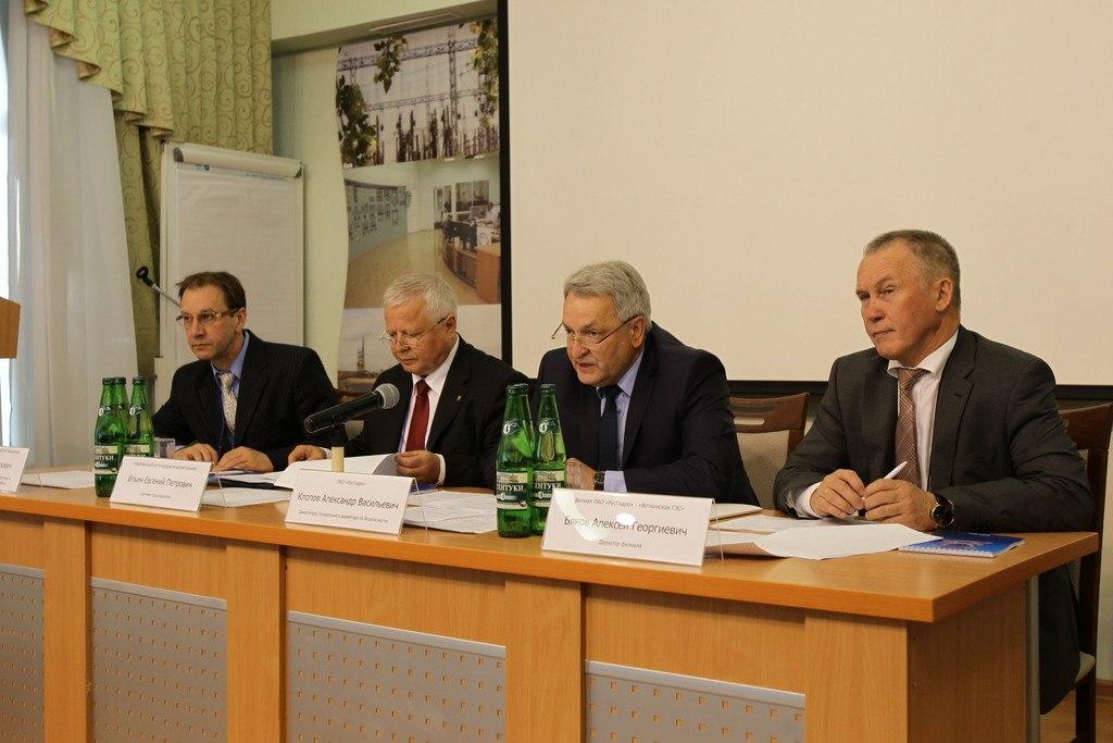 учения на Воткинской ГЭС, Чайковский, 2017 год