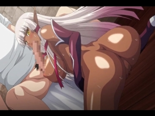 Youkoso! sukebe elf no mori e #1 fantasy,dark skin,elf,knight,big tits,dfc,anal,blowjob,titsjob,footjob,group sex,harem