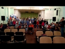 Репетиция Пионерского попурри ОРНИ Мозаика и ДХК 26.11.17