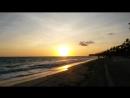 раннее утро в Доминикане