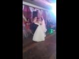 Наш перший весільний танець..21.10.2017р