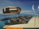 Futuristic Airship Concept
