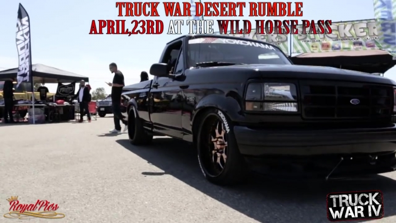Truck War IV AZ BY Royalpics602