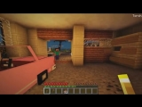 Нуб нашел призраков в заброшенном доме в Майнкрафт. Нуб против троллинг minecraft где 10000 лет дому